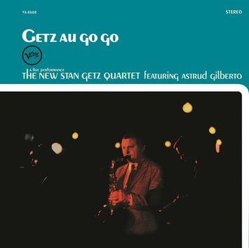 Stan Getz Getz Au Go Go (Vinyl)