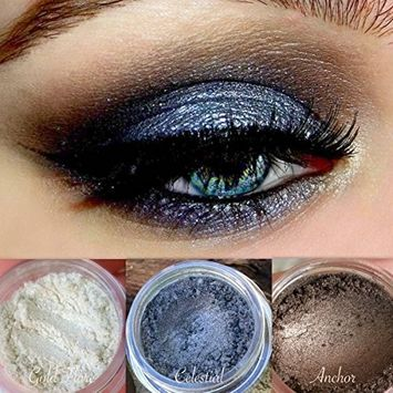 """Metallic Eyeshadow Palette 