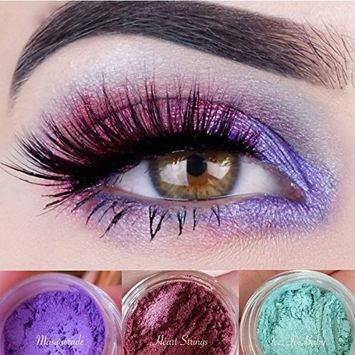 """Colorful Eyeshadow Palette 