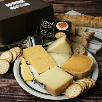 Brown Ale Cheese Assortment Gift Box