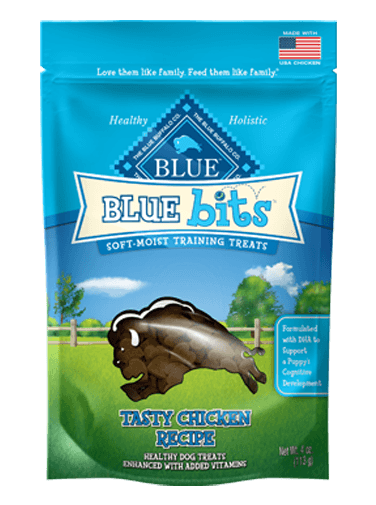 THE BLUE BUFFALO CO. BLUE™ Bits® Tasty Chicken Soft-Moist Training Treats