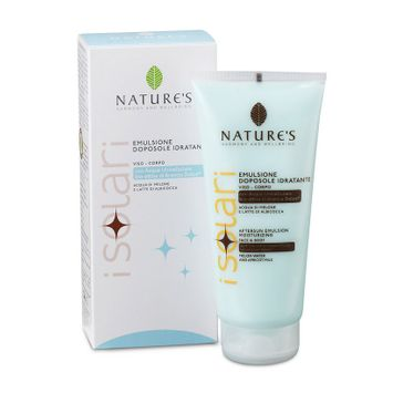 Natures NATURE'S - Aftersun Emulsion Moisturizing Face & Body 200ml