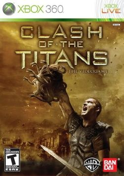 iNetVideo N02010458 Clash of the Titans XBOX360
