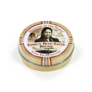 Insect Bite Salve (.75oz) - Alleviates pain, swelling and itch of insect bites.