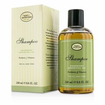 The Art Of Shaving Shampoo - Rosemary Essential Oil (For All Hair Types) - 240ml/8oz