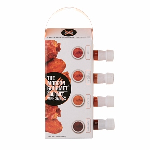 The Modern Gourmet Wing Sauce Variety