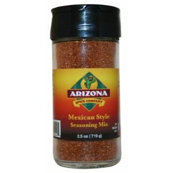 Mexican Style Seasoning Mix 2 oz