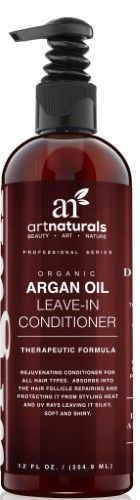 Art Naturals Argan Oil 12-ounce Leave-in Moisturizing Conditioner