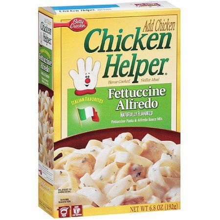 Betty Crocker™ Chicken Helper Fettuccini Alfredo