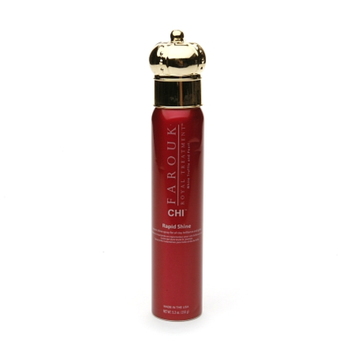 Farouk Royal Treatment by CHI Rapid Shine Instant Shine Spray for All Day Brilliance and Gloss