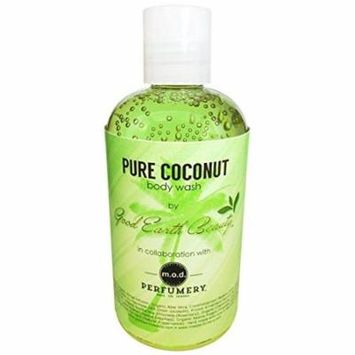 Body Wash Coconut Natural By Good Earth Beauty