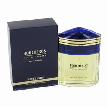 Boucheron Cologne Eau de Toilette for Men, 3.4 fl oz