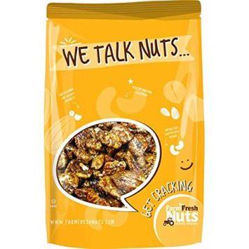 Farm Fresh Nuts Pecans honey - Glazed Cinnamon (1 LB)