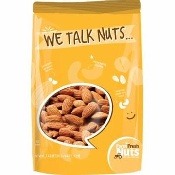 Farm Fresh Nuts Raw Almonds , 2 LBs.