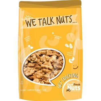 Farm Fresh Nuts California Walnuts Halves & Pieces (4 LB)