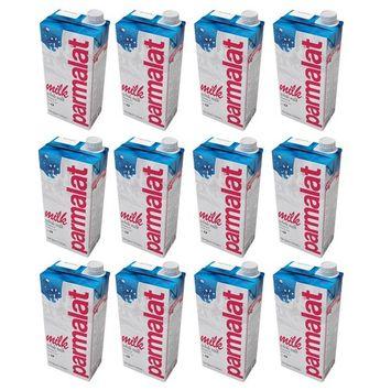 Parmalat Whole Milk 1 Qt (Pack of 12)