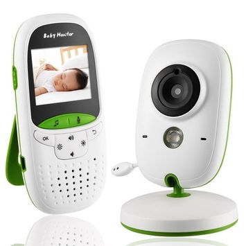Clearance! Video Baby Monitor Wireless Digital Camera with Night Vision Two Way Talk Long Range GOGBY