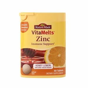 Nature Made VitaMelts Zinc 15mg