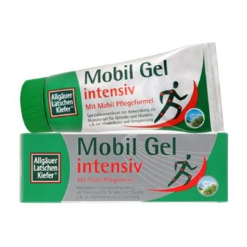 Dr. Theiss Allga San Mobil Gel intensiv 100ml Natur Product Muscles&Joints Pain Relief