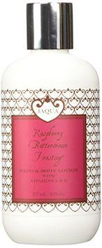 Jaqua Raspberry Buttercream Frosting Hand & Body Lotion
