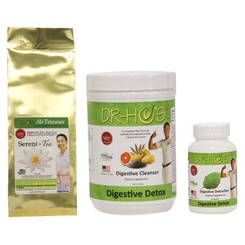 Vgh Solutions DR. HO'S 2000U 30 Day Digestive Detox