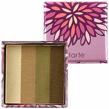 tarte Beauty & The Box Amazonian Clay Eye Shadow Quad Secret Garden