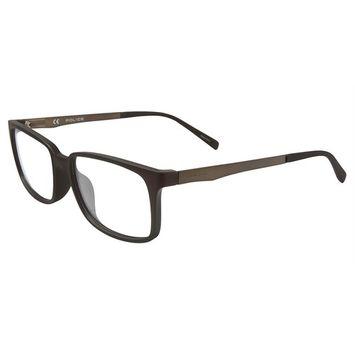 Police VPL259 Eyeglasses Rubber Black 06Aa