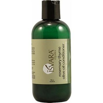 Isvara Organics Conditioner - Rosemary Thyme and Olive Oil -- 8 fl oz
