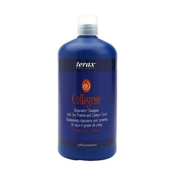 Terax Collagene Reparative Shampoo with Soy Protein and Quince Seed