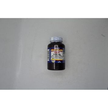 Basic's Enteric Coated Fish Oil 100 Softgels