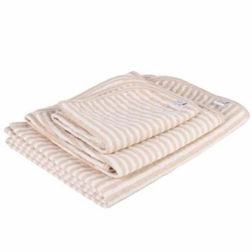 Baby Waterproof Bed Pads Organic Cotton Urine Mat Diaper Nappy Bedding Changing Cover Pad