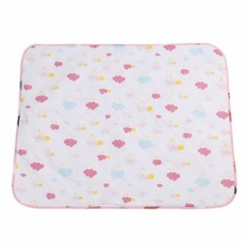 EECOO 6 Layers Baby Diaper Changing Pad Newborns Infant Child Breathable Waterproof Mat Infant Changing Mat Diaper Changing Mat