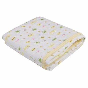EECOO Reusable Waterproof Baby Diaper Cotton Changing Pad Infant Newborn Breathable Urinal Mat Urinal Pad Changing Mat