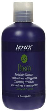 Terax Bosco Revitalizing Shampoo with Eucalyptus and Peppermint