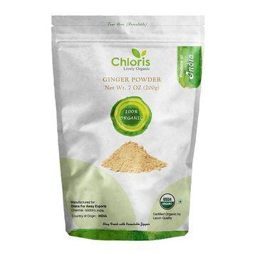 Chloris-Organic Ginger Powder, 7 oz