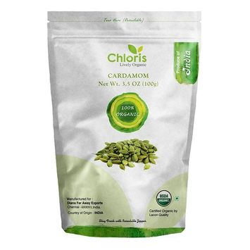 Chloris-Organic Cardamom, 3.5 oz