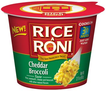 RICE-A-RONI Broccoli Cheddar RICE Blen