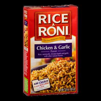 Rice-A-Roni Chicken & Garlic