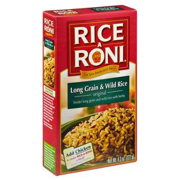Rice-A-Roni Original Long Grain & Wild Rice