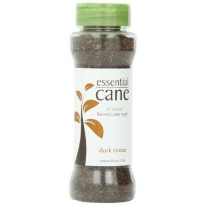Essential Cane Dark Cocoa Flavored Cane Sugar, 4.5 Ounce Jars