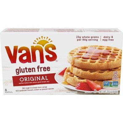 Van's Gluten Free Frozen Whole Grain Waffles - 9oz Reviews ...