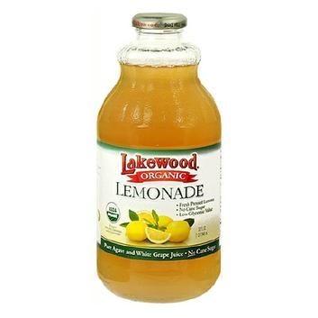 Lakewood Fresh Pressed Organic Juice Lemonade