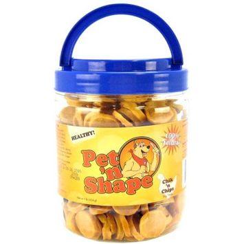 Pet 'n Shape Pet n Shape Pet N Shape Chik N Chips Dog Treats BULK - 192 Ounce - (12 x 16 Ounce)