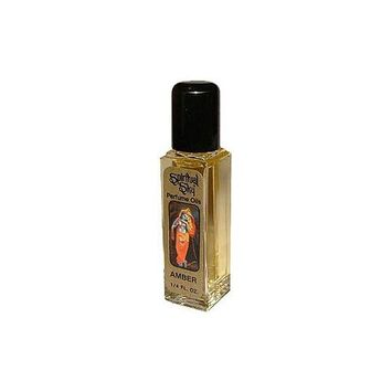 Amber - Spiritual Sky Scented Oil - 1/4 Ounce Bottle