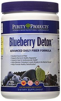 Blueberry Detox by Purity Products - 300g