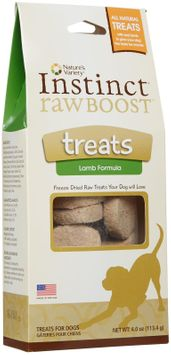 Natures Variety Nature's Variety Instinct Raw Boost Bites - Lamb - 4 oz