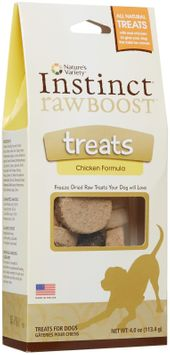 Nature's Variety Instinct RAW Boost Bites - Chicken - 4 oz.