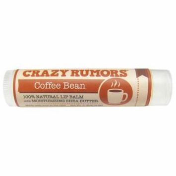 Crazy Rumors - Crazy Rumors Coffee Bean Lip Balm 0.15 oz 224998 2 PACK SD