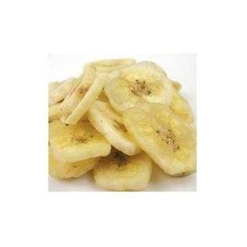BULK B Banana Chips, Sweetened, lb (pack of 14 )