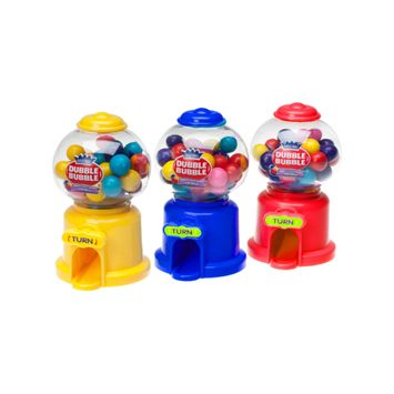 Deluxe Import Trading 1-20111 Dubble Bubble Gumball Dispenser - Pack of 24